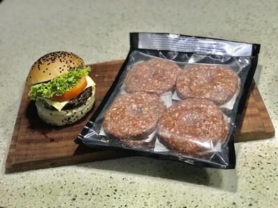 100% Beef Burger Patties