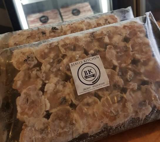 Pork and Mushroom Siomai (Ready-to-steam)
