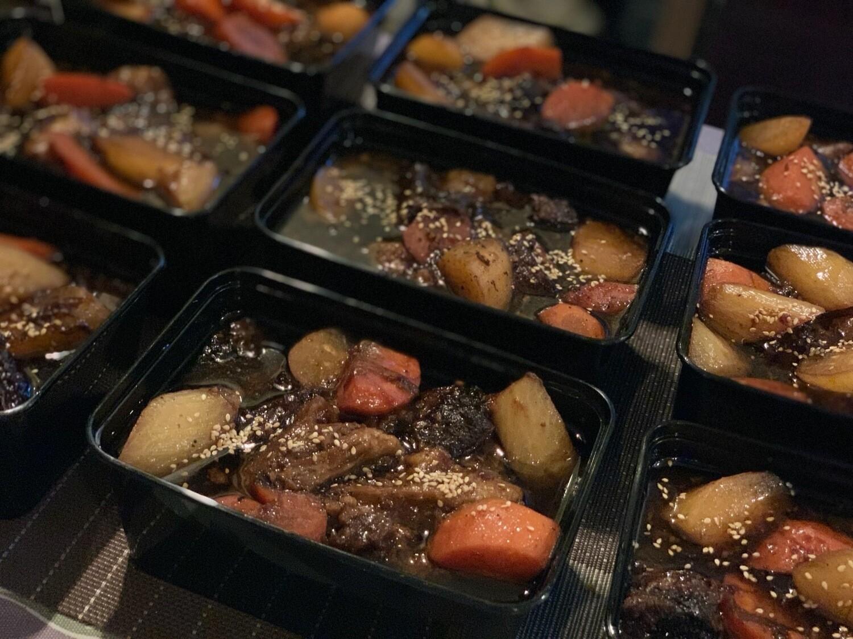 Angus Beef Korean Stew With Tendons (800g)