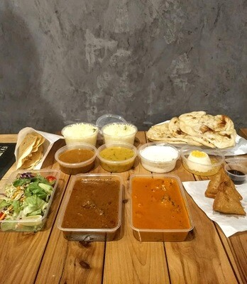 Curryantine Non-Veg Pack