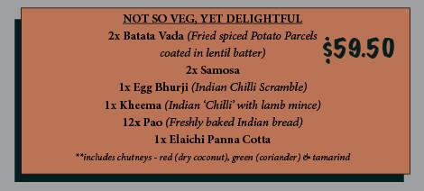 Bombay Street Non-Veggie Pack
