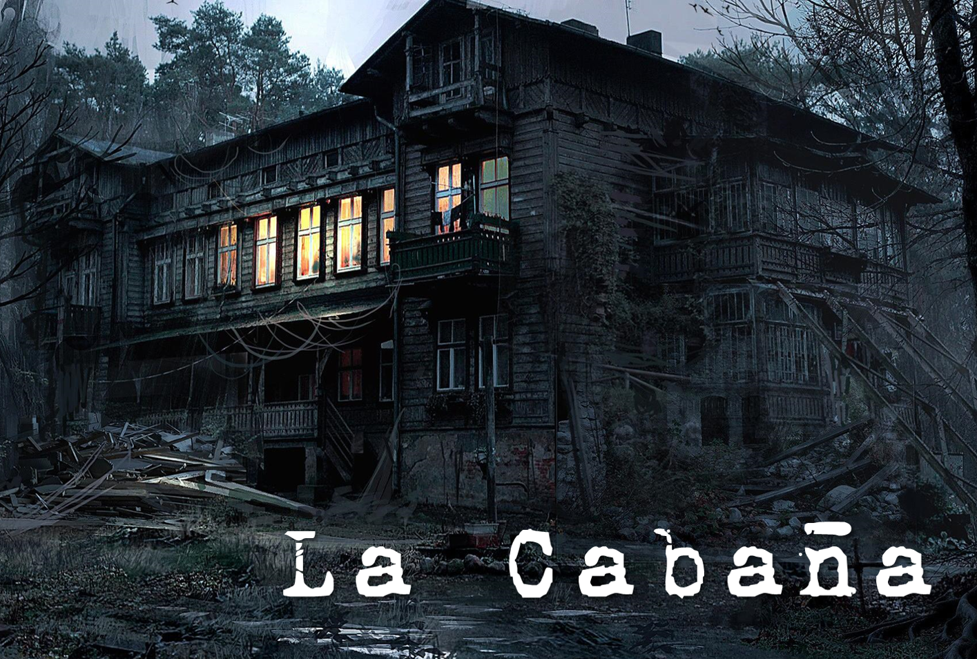Escape Room - La Cabaña