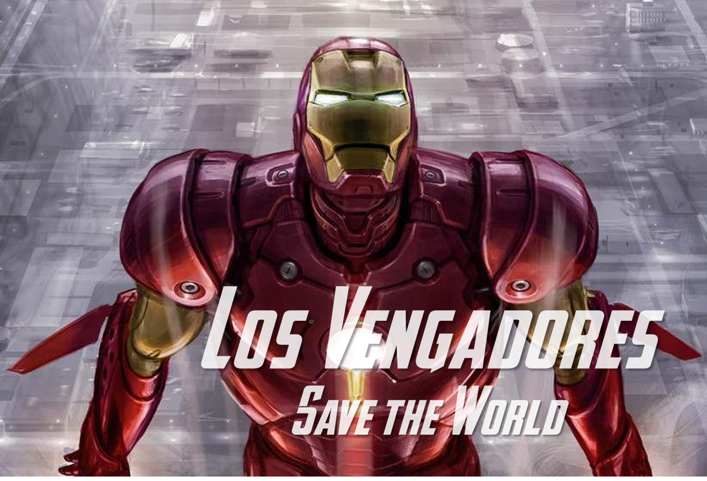 Escape Room - Los Vengadores: Save the World