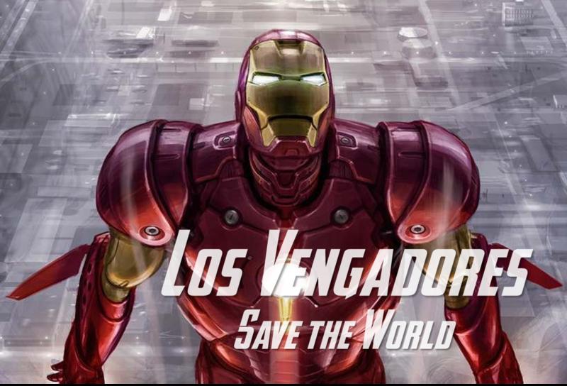 Escape Room - Los Vengadores: Save the World