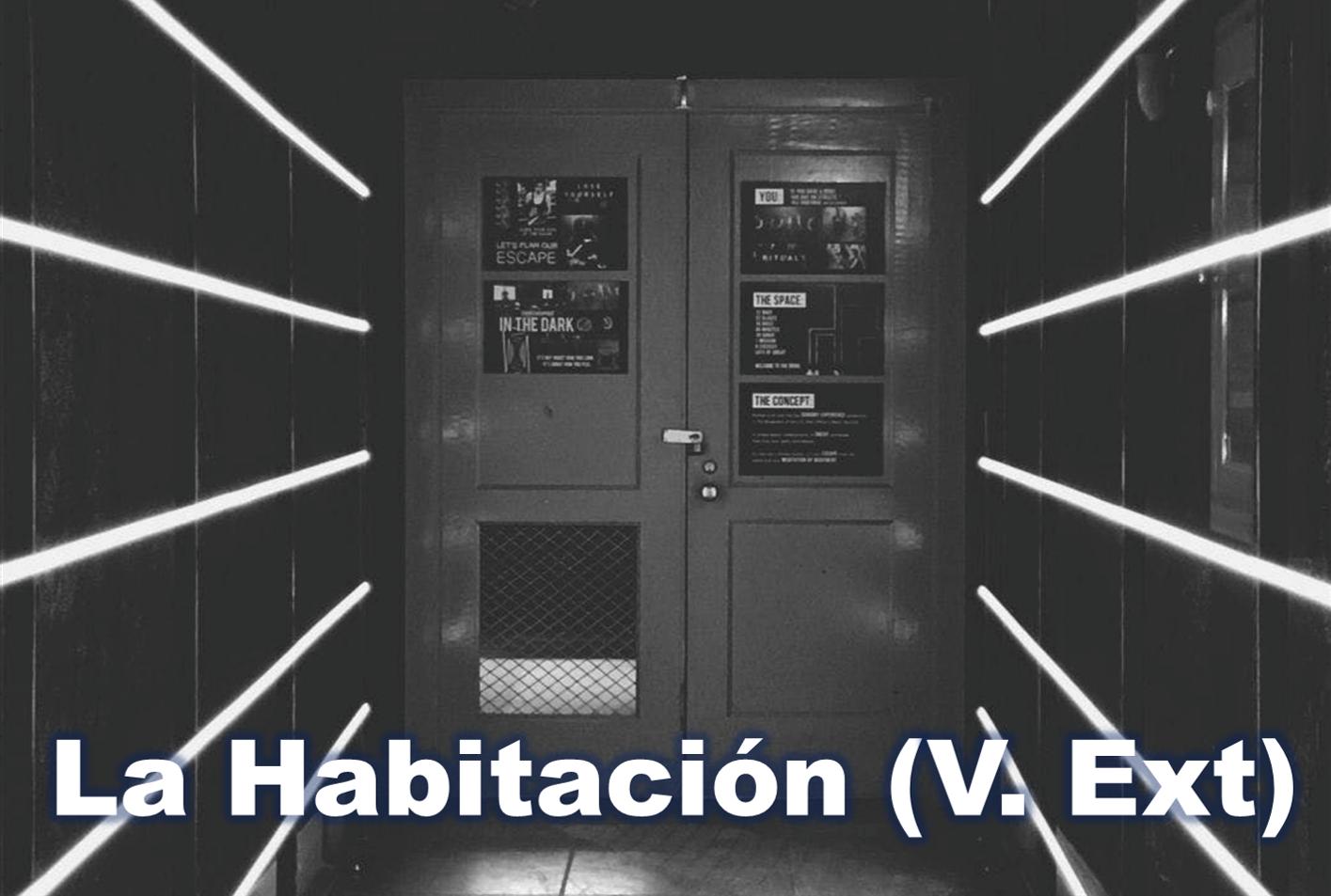 Escape Room - La Habitación (V.Ext)