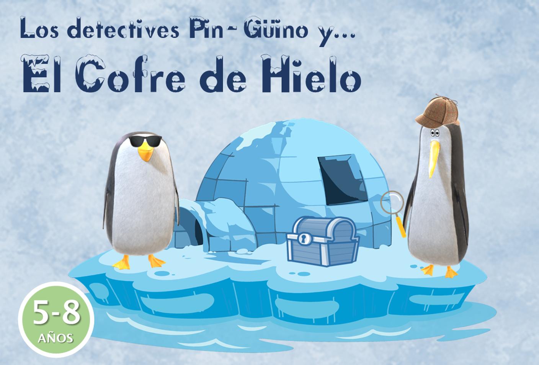 Escape Room - Pin y Güino, y el cofre de hielo