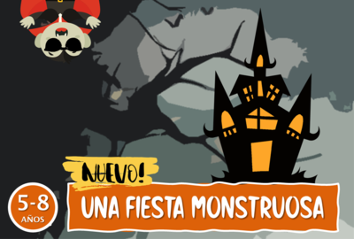 Escape Room - ¡Una Fiesta Monstruosa!