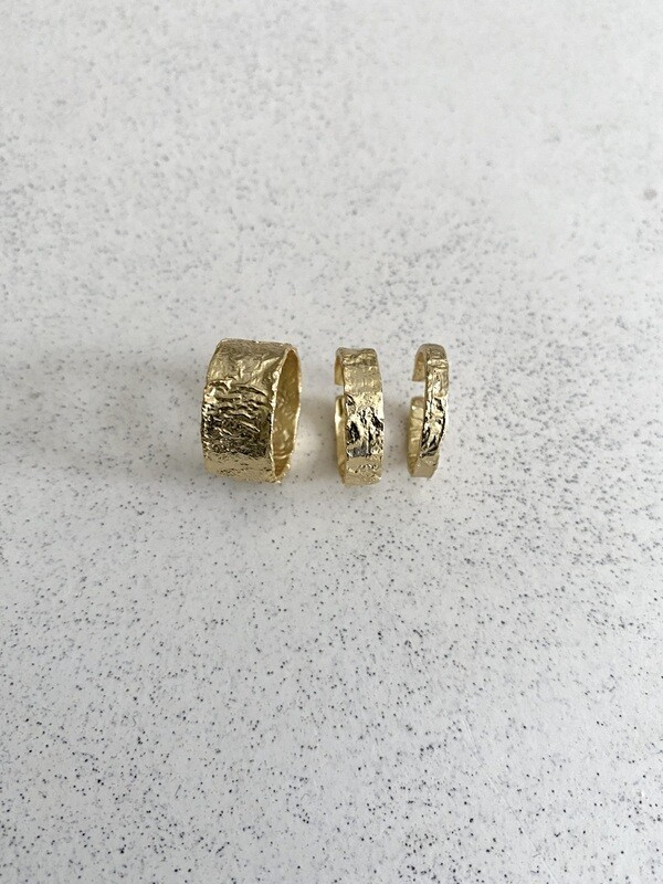 by LC studio Open Ring Set