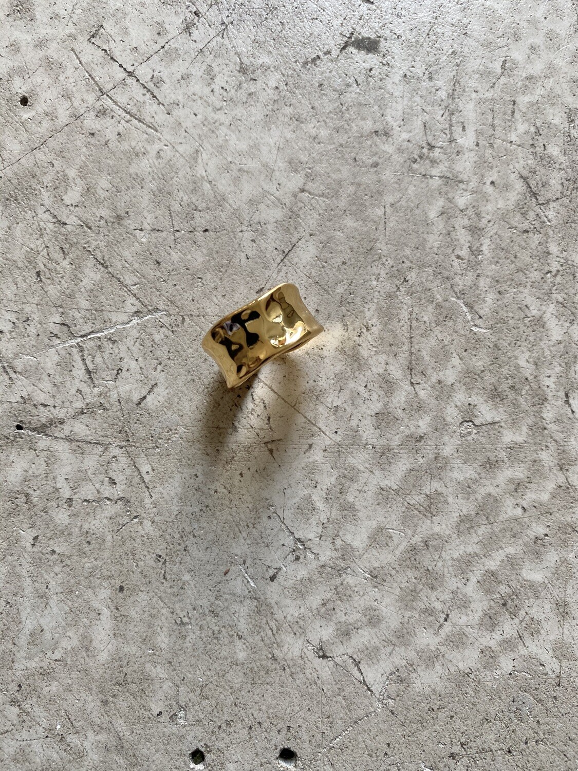 by LC studio Open Band Ring