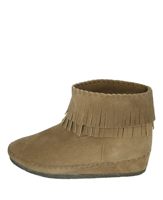Socksi Trilly Boots Sand