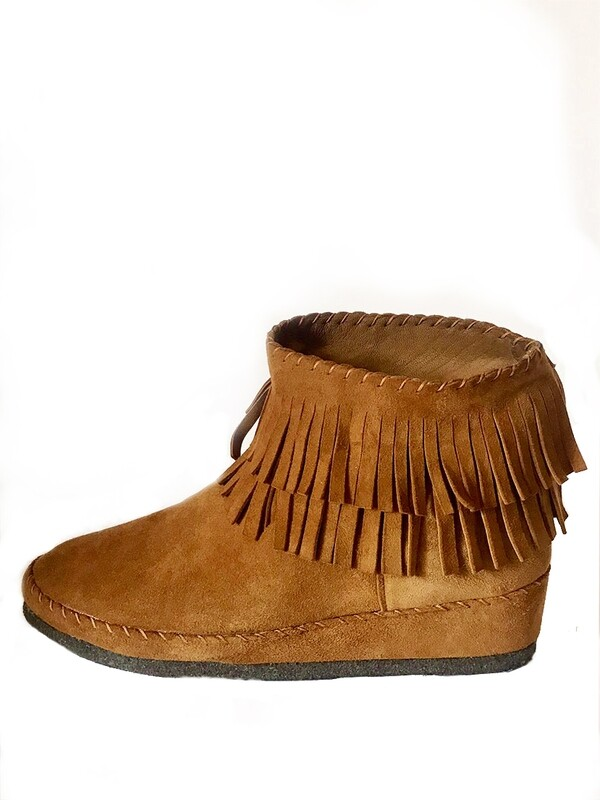 Socksi Trilly Boots Rust