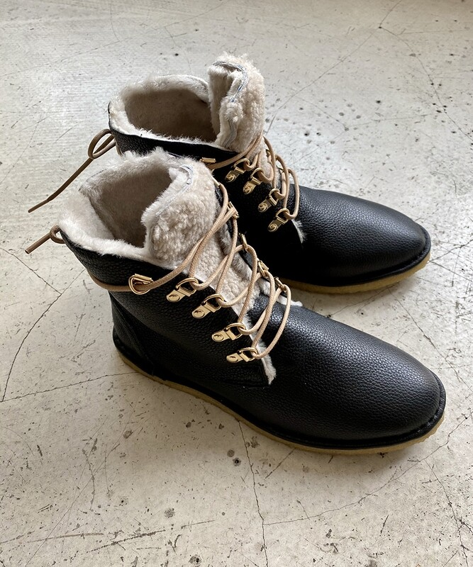 Maluo Bente Boots Black