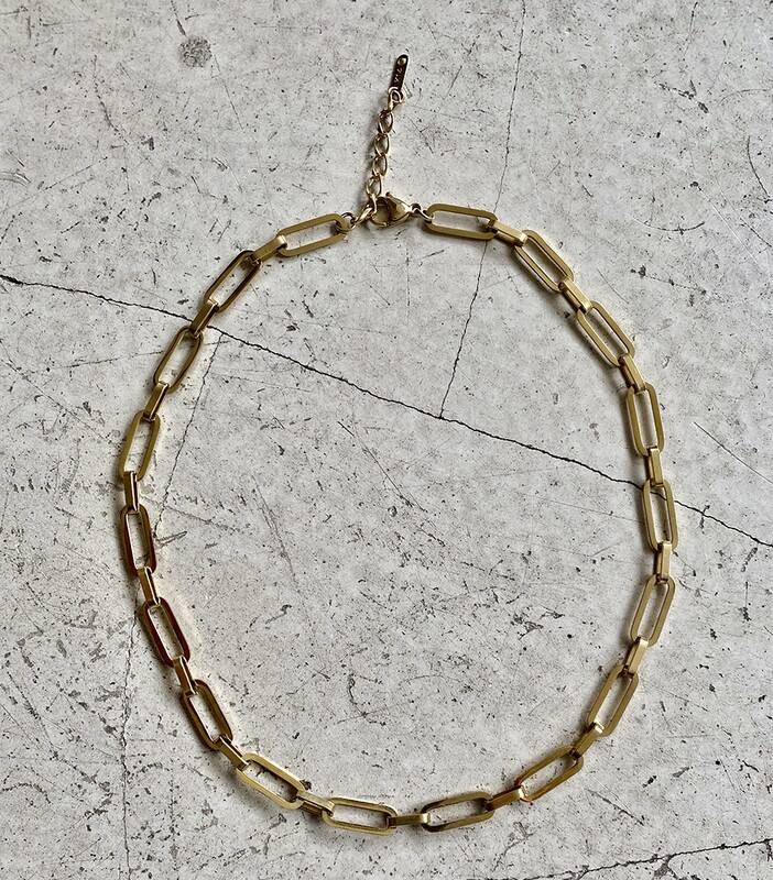 by LC studio Medium Chain Necklace