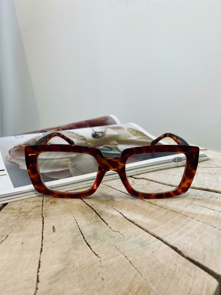 Tortoise Reading glasses