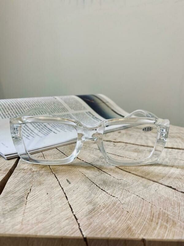 Clear Reading glasses