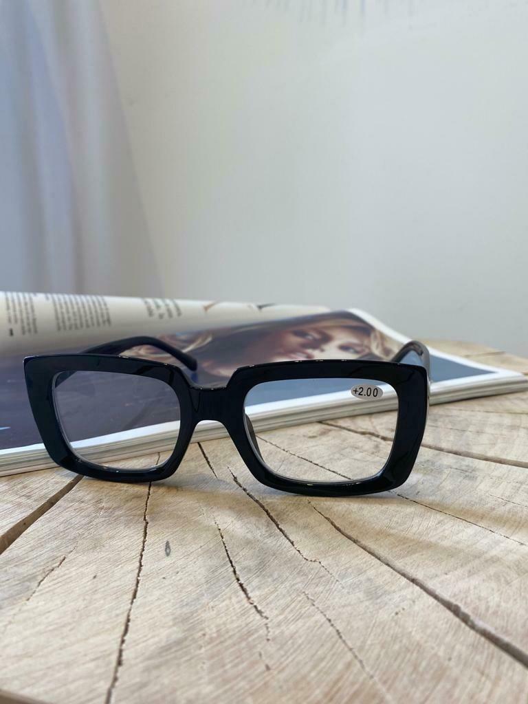 By LC Studio Black Reading Glasses