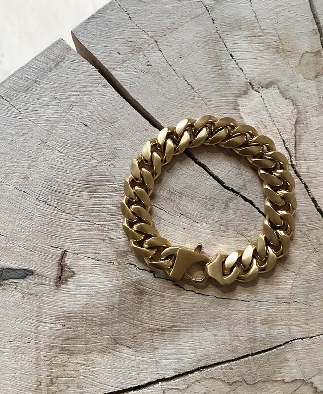 by LC studio Chain Bracelet