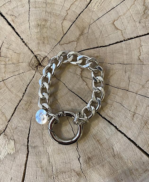 SABRINA C. Chain Bracelet