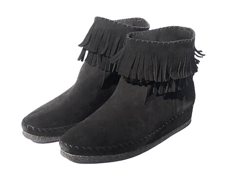 Socksi Trilly Boots Balck