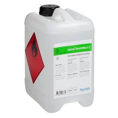 Alcohol-based hand sanitizer 5L