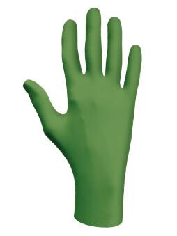 Guanti Showa Nitril 6110PF Biodegradabile - Size M - 100 pz