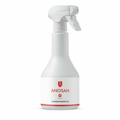 ANOSAN - Alkoholfreies Flächendesinfektionsmittel 500ml