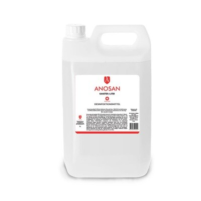 ANOSAN - Alkoholfreies Flächendesinfektionsmittel 5L