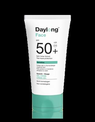 Daylong sensitive Face cr-gel/fluid SPF50+ tb 50ml