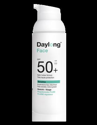Daylong Sensitive Fluid regul Face SPF 50+ 50ml