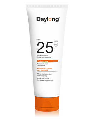 Daylong Protect&care Lait SPF 25 tb 200ml