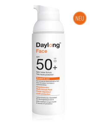 Daylong Protect&care Face fluid SPF 50+ tb 50ml