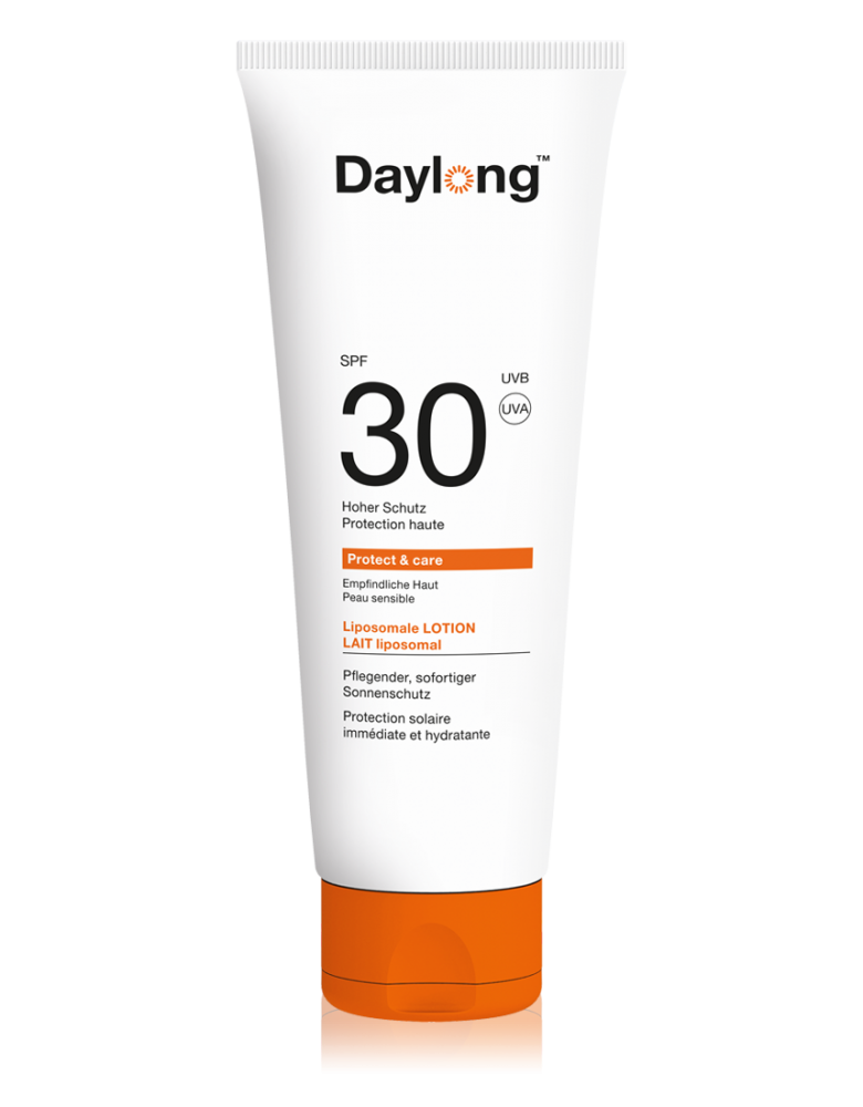 Daylong Protect&care Lait SPF 30 tb 100ml