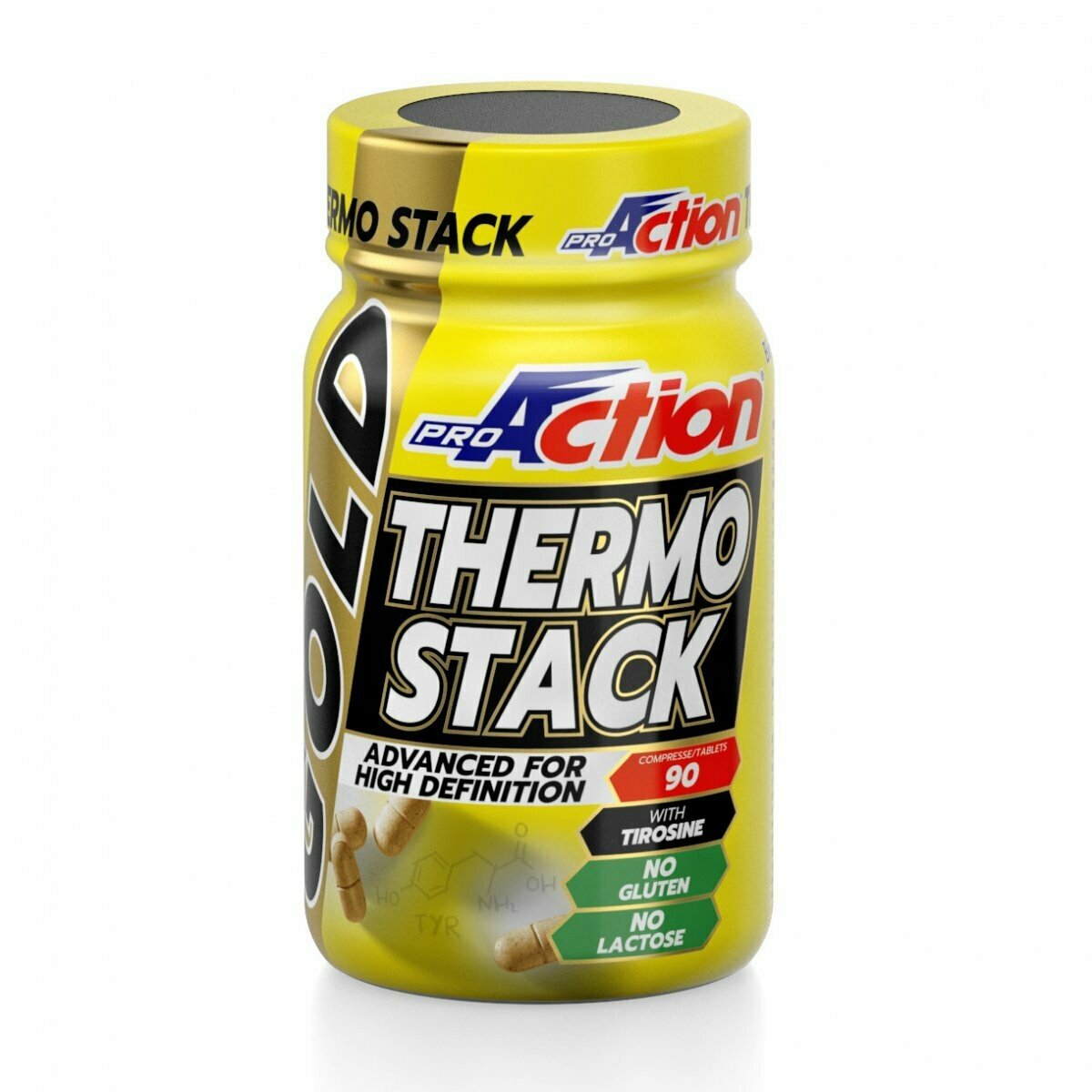Thermostack Gold 90 tablets