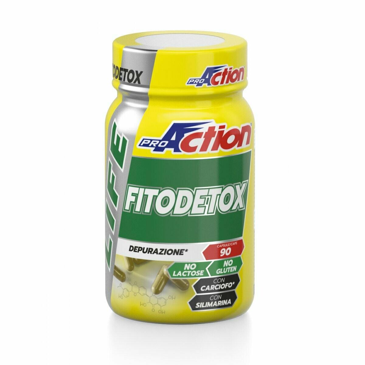 Life Fitodetox 90 compresse
