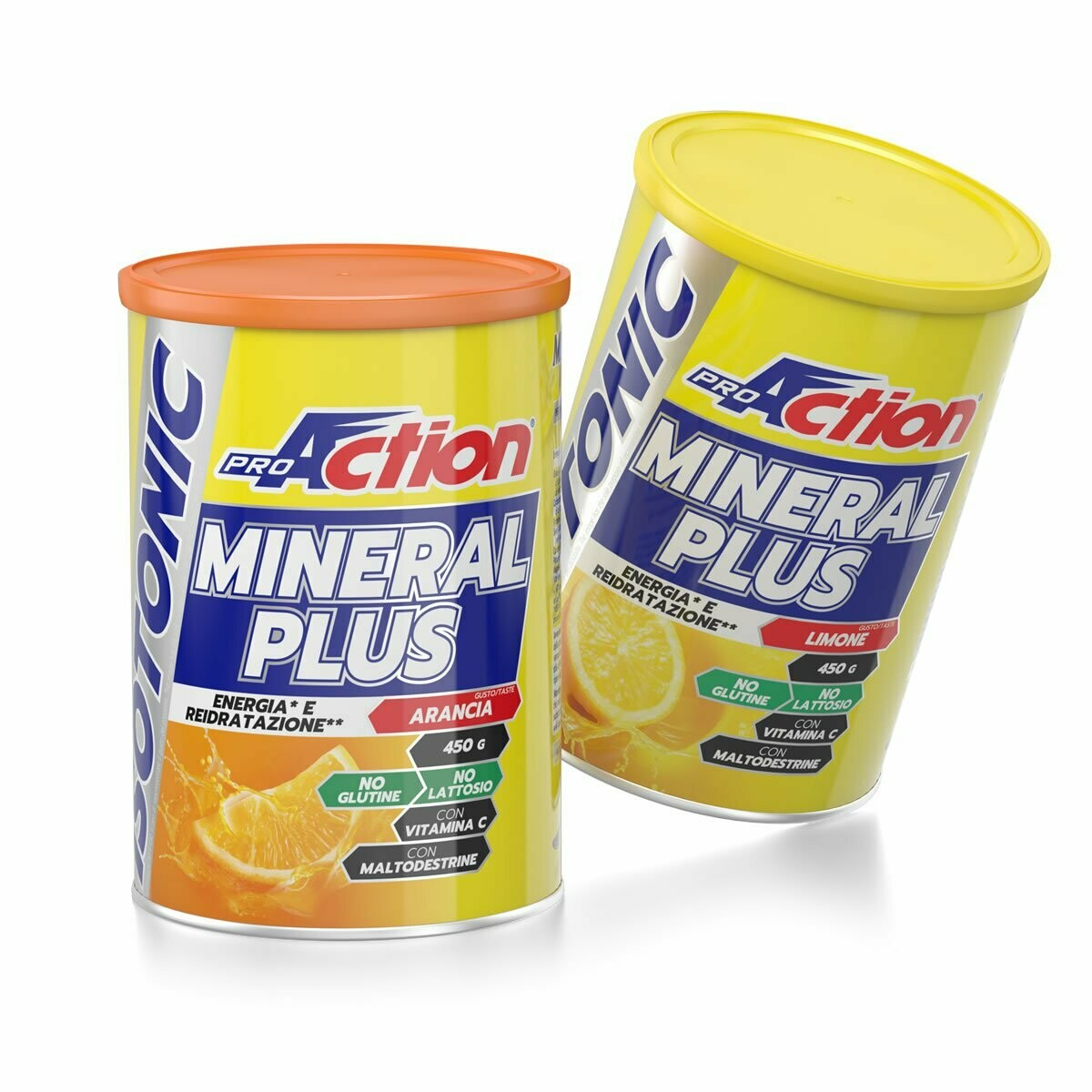 Mineral Plus Isotonico 450g