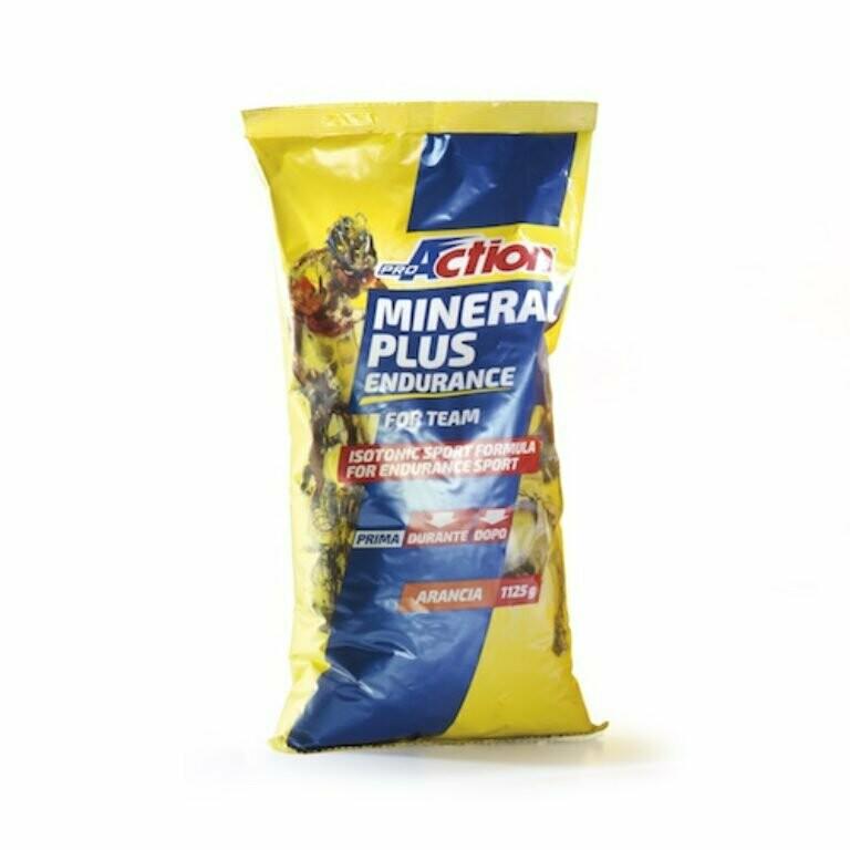 Mineral Plus Isotonico TEAM 1125g