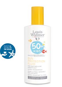 WIDMER Kids Sun protect 50 unparf 100ml