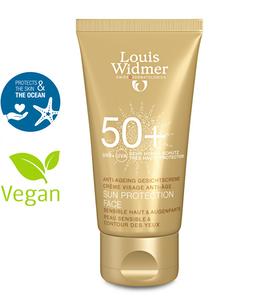 Widmer Sun Protection face 50 Parf 50ml
