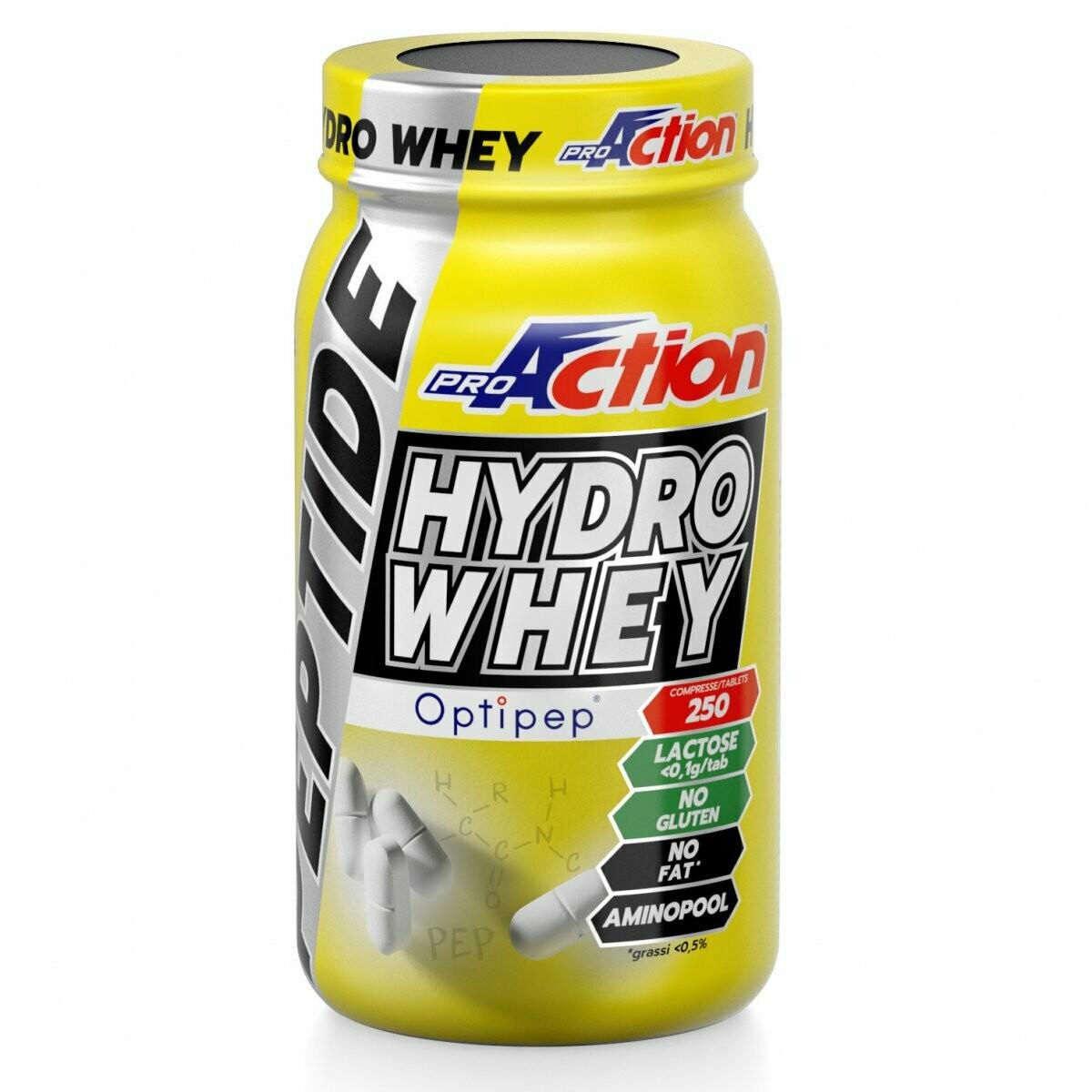 Peptide Hydro Whey
