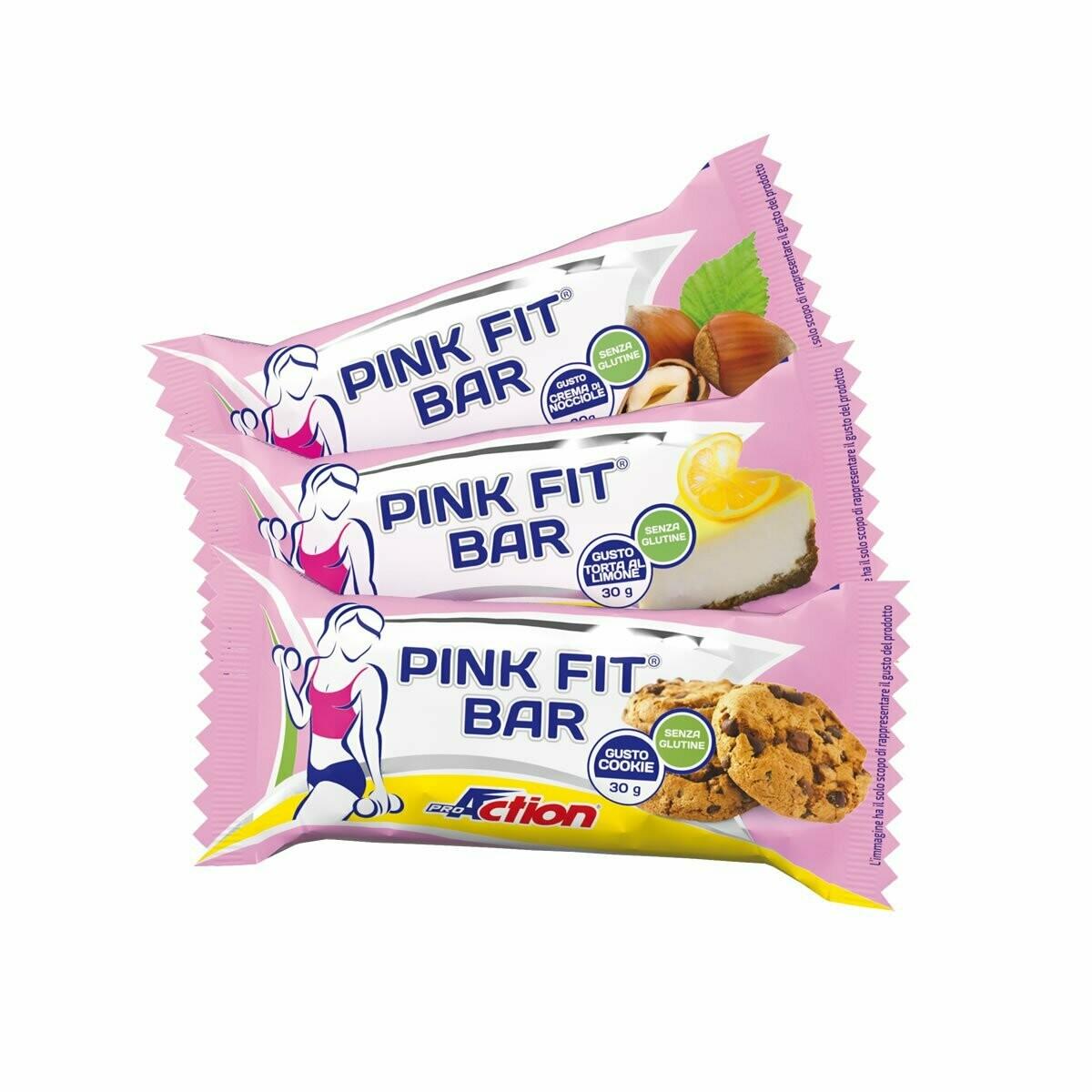 Pink Fit Bar