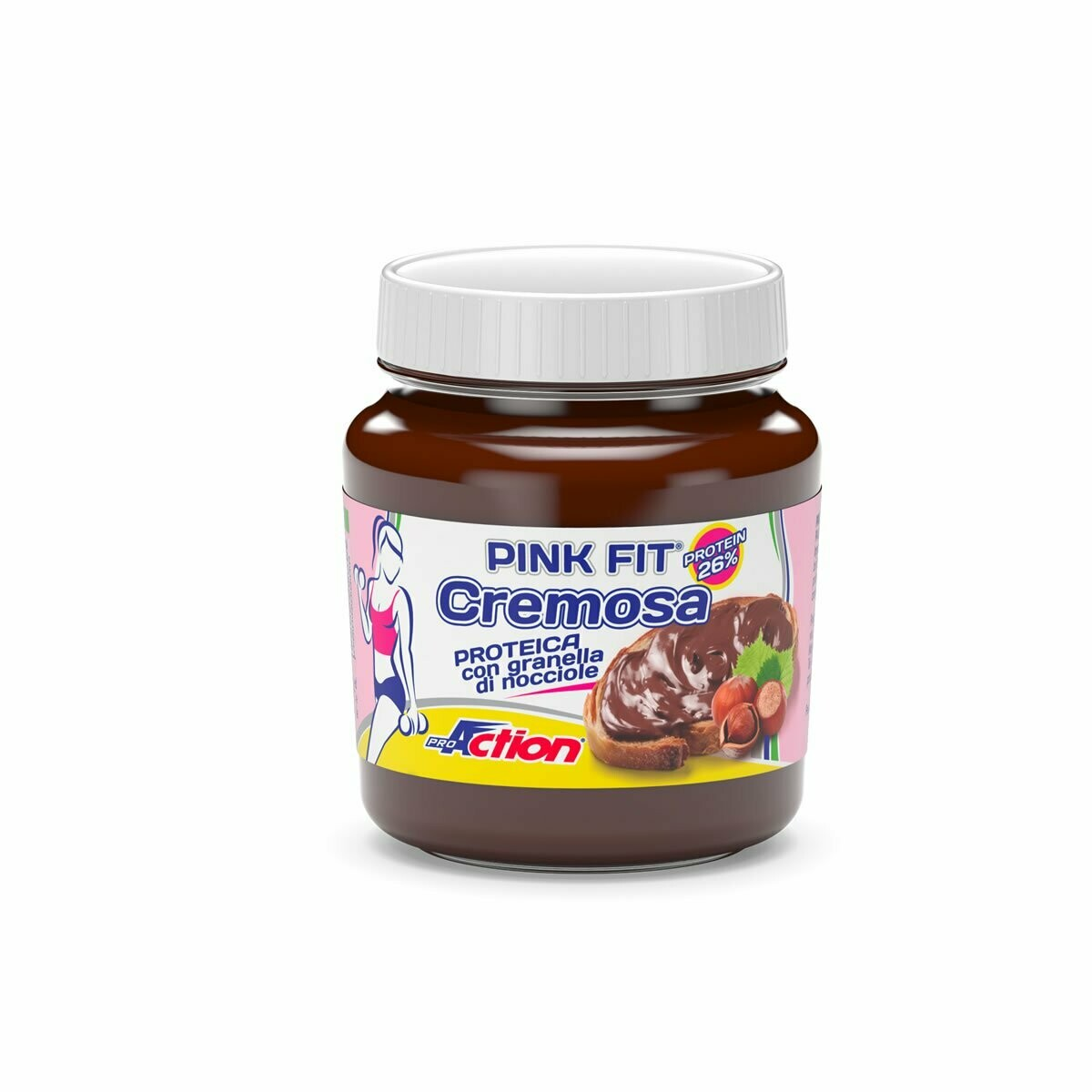 Pink Fit Cremosa chocolate