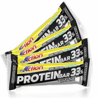 Protein Bar 33% PROMO