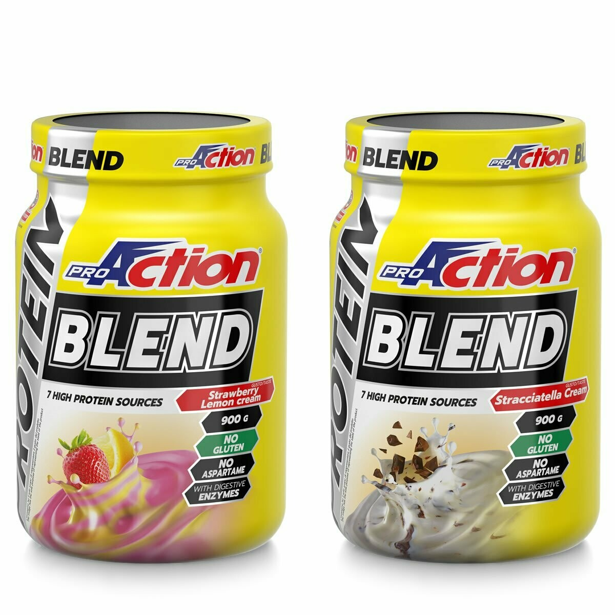 Protein Blend 900g