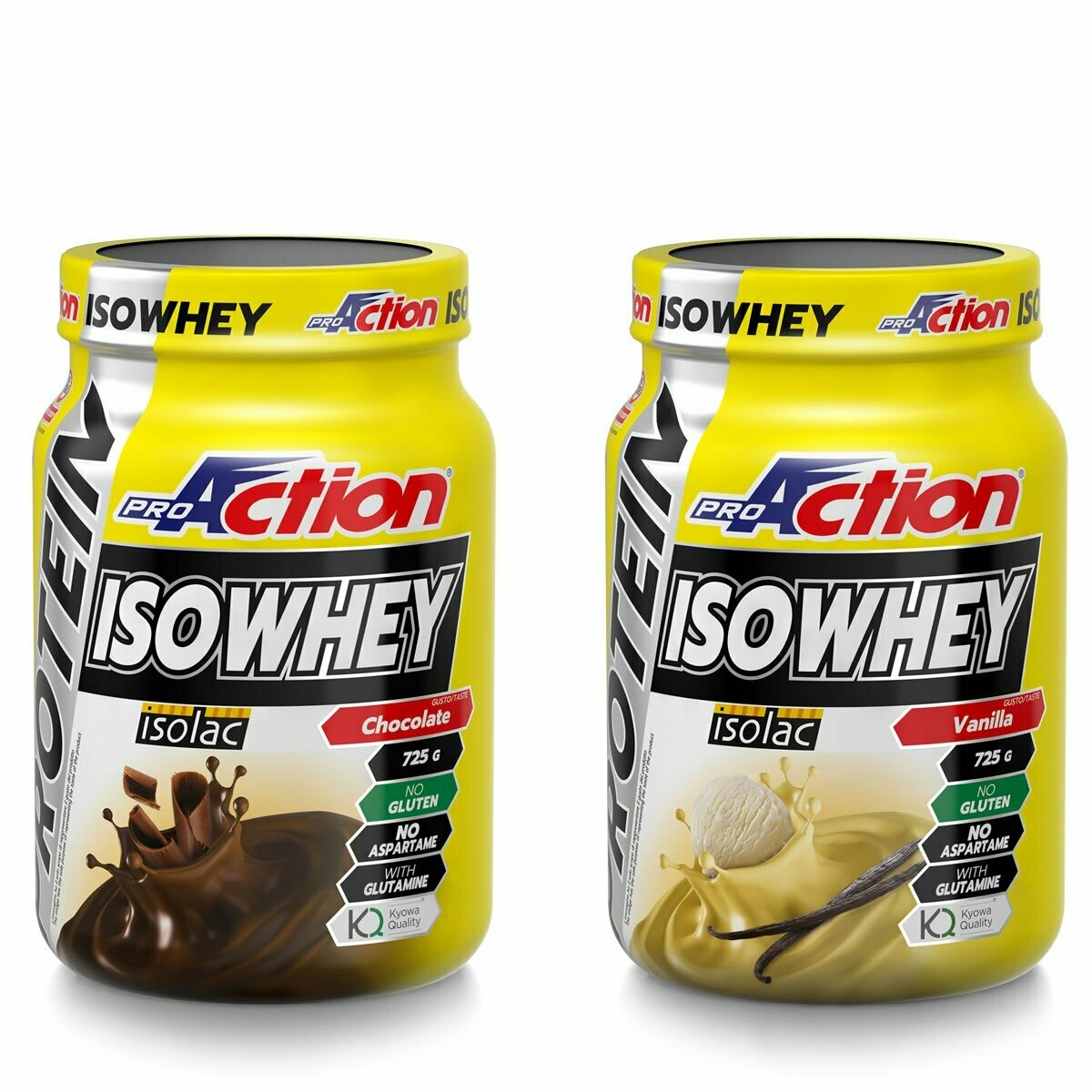 Protein Isowhey 750g