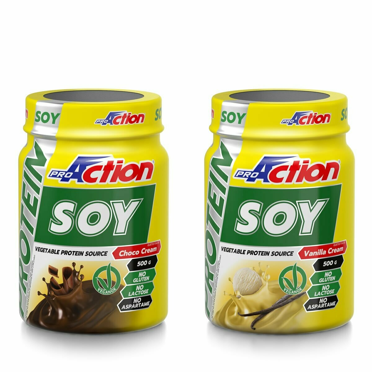 Protein Soy 500g