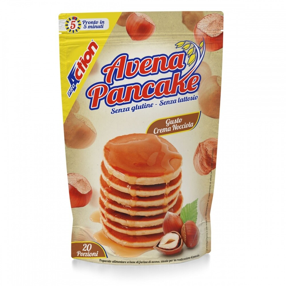 Avena Pancake 1Kg
