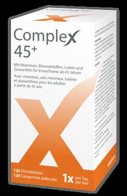 Complex 45+