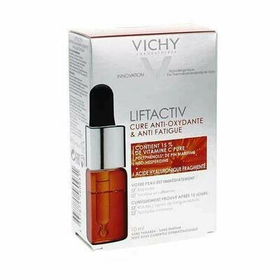 VICHY LIFTACTIV Serum Vitamin C Concentrate Fresh Antioxidant and Anti∙Fatica