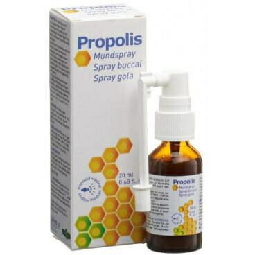 Propolis oral spray fl 20 ml