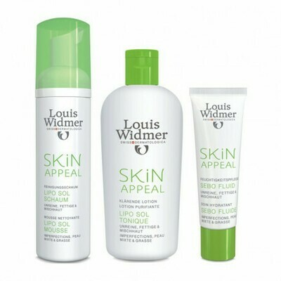 WIDMER Skin Appeal Starter kit 2021 - 2 pce